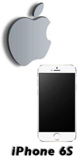 iphone 6s arkasında apple logosu